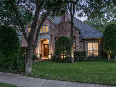 McKinney Single Family Home For Sale: 1704 Pembroke Lane