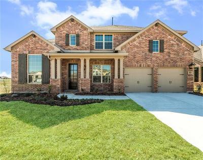 Prosper Single Family Home For Sale: 351 Lake Trail Lane