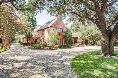 Richardson Single Family Home For Sale: 411 Fall Creek Drive