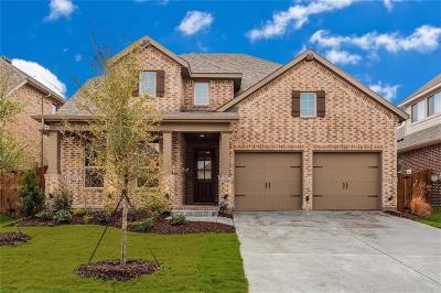 Celina Single Family Home For Sale: 1108 Hot Springs Way