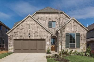 Grapevine Single Family Home For Sale: 314 Harmony Hill Road