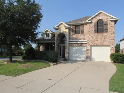 Grand Prairie Single Family Home For Sale: 6921 Shoreview Drive