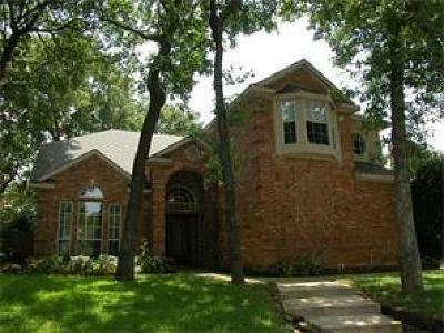 Tarrant County Single Family Home For Sale: 2161 S Winding Creek Drive