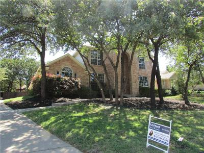 Denton Single Family Home For Sale: 1501 Valley Creek Road