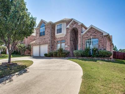 Plano Single Family Home Active Contingent: 5908 Mulvane Drive