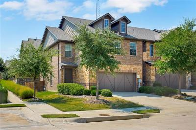 Lewisville Townhouse For Sale: 368 Dublin Street