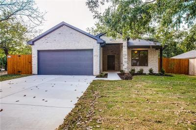 White Settlement Single Family Home For Sale: 412 Mirike Drive
