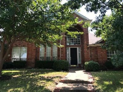 Grapevine Single Family Home For Sale: 3309 Lexington Avenue