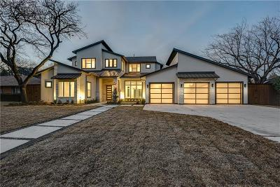 Single Family Home For Sale: 6815 Tulip Lane