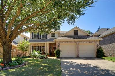 Flower Mound Single Family Home For Sale: 3837 Birchmont Drive