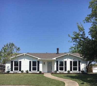 Rowlett Single Family Home For Sale: 9201 Linda Vista Drive