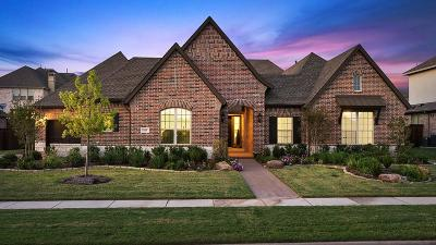 Prosper Single Family Home For Sale: 4440 Woodbine Lane