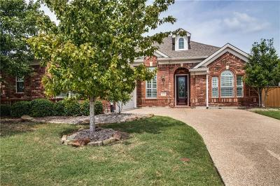 Sachse Single Family Home For Sale: 2619 Spring Meadow Drive