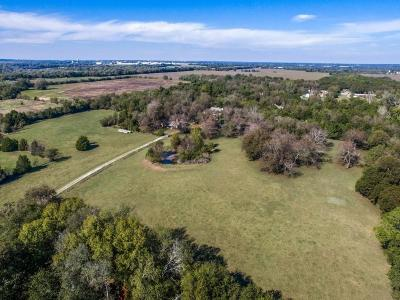McKinney Single Family Home For Sale: 2671 County Road 325 Road