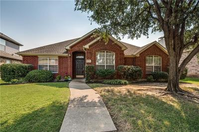 Frisco Single Family Home For Sale: 8074 Palisades Drive