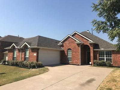 Frisco Single Family Home Active Option Contract: 11448 Yoakum