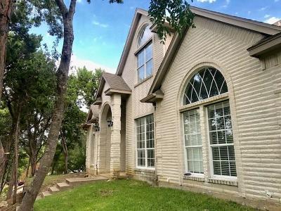 Cedar Hill Single Family Home For Sale: 806 Sleepy Hollow Drive