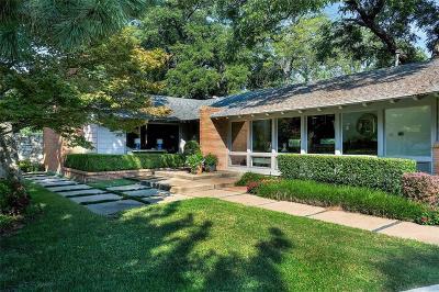 Arlington Single Family Home Active Option Contract: 925 Meadow Oaks Drive