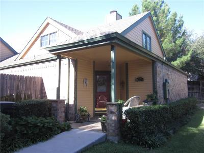 Dallas Single Family Home Active Option Contract: 18071 Whispering Gables Lane