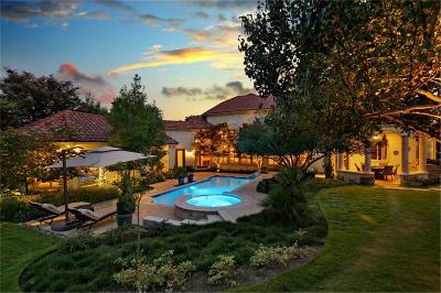 Frisco Single Family Home For Sale: 4600 Pine Valley Drive