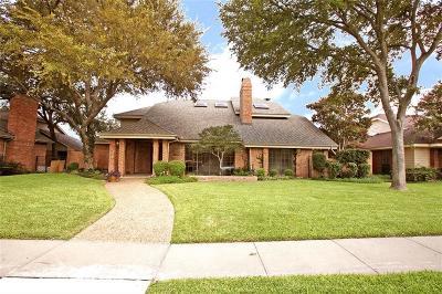 Plano Single Family Home For Sale: 4012 Tumbril Lane