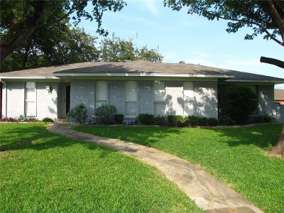 Single Family Home For Sale: 2813 White Oak Court
