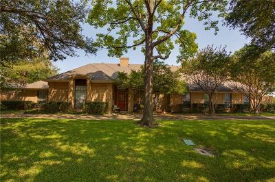 Duncanville Single Family Home Active Option Contract: 1365 Green Hills Court