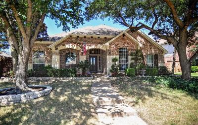 Plano TX Single Family Home Active Option Contract: $349,900