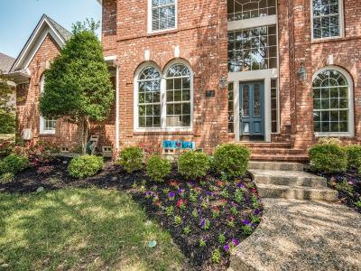 Dallas County, Denton County Single Family Home Active Option Contract: 2005 Mulberry Way