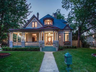 Dallas Single Family Home For Sale: 4503 Junius Street