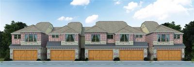 Plano Townhouse For Sale: 3036 Galveston Street