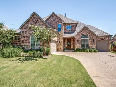 Prosper Single Family Home Active Option Contract: 1001 Shadow Hill Drive