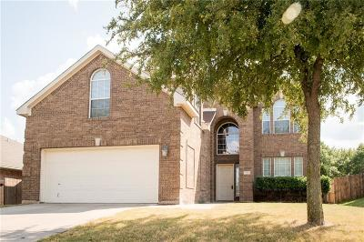 Dallas, Fort Worth Single Family Home For Sale: 4418 Jamie Way