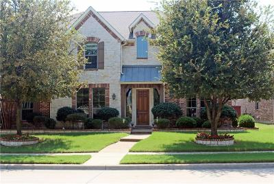 Allen Single Family Home For Sale: 955 Terracotta Drive