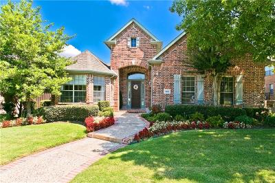 Carrollton Single Family Home Active Contingent: 2629 Creekway Drive