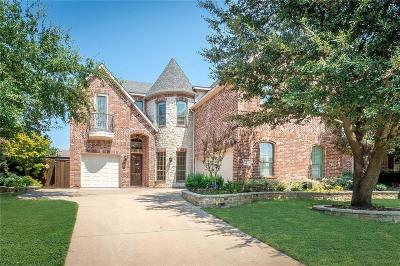Frisco Single Family Home Active Option Contract: 5176 Mohawk Drive
