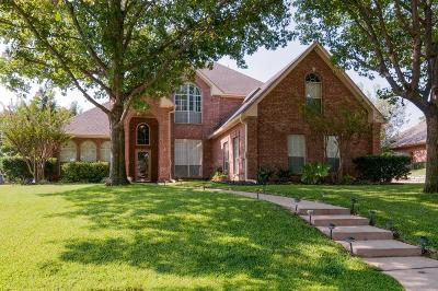 Keller Single Family Home For Sale: 796 Blue Quail Road