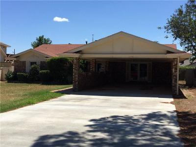 Single Family Home For Sale: 1209 Mimosa Circle