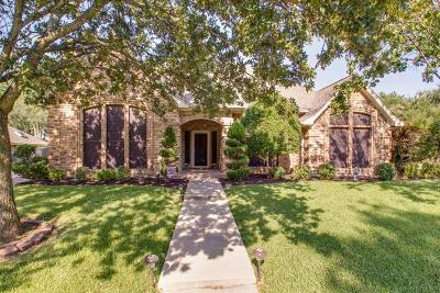 Mansfield Single Family Home Active Option Contract: 1303 Highland Drive