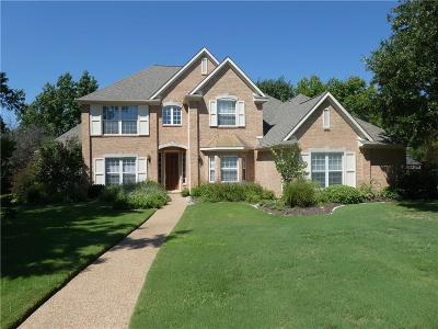 Southlake Single Family Home Active Option Contract: 402 Indian Paintbrush Way