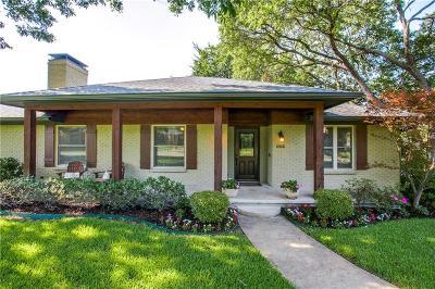 Dallas Single Family Home For Sale: 6906 Southridge Drive