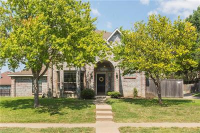 Plano Single Family Home For Sale: 3841 Parkmont Drive