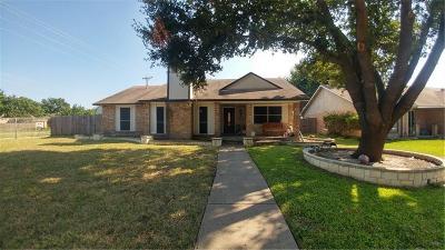 Rowlett Single Family Home For Sale: 8610 Chesham Drive