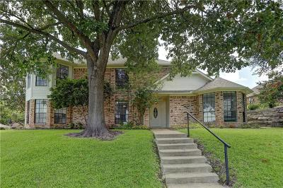 Garland Single Family Home Active Option Contract: 2006 Meadowview Drive