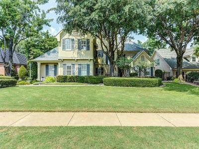 Plano Single Family Home For Sale: 6721 Shoal Creek Circle