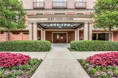 Dallas, Fort Worth Condo For Sale: 4240 Prescott Avenue #6D