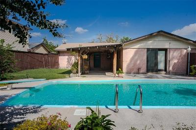 Garland Single Family Home For Sale: 3614 Classic Drive