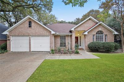 Grapevine Single Family Home For Sale: 1818 Rolling Ridge Drive