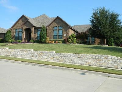 Benbrook Single Family Home For Sale: 10829 Hawkins Home Boulevard