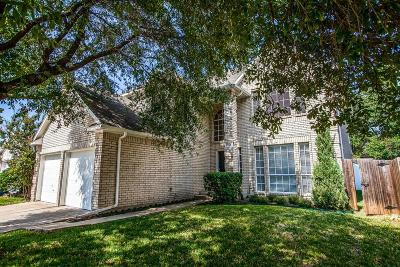 Flower Mound Single Family Home For Sale: 1716 Meyerwood Lane S